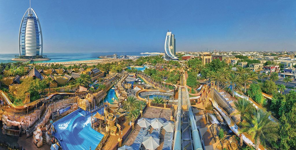 Or the Wild Wadi Waterpark