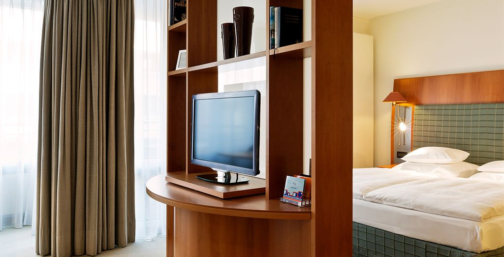 Stay in a Management Suite