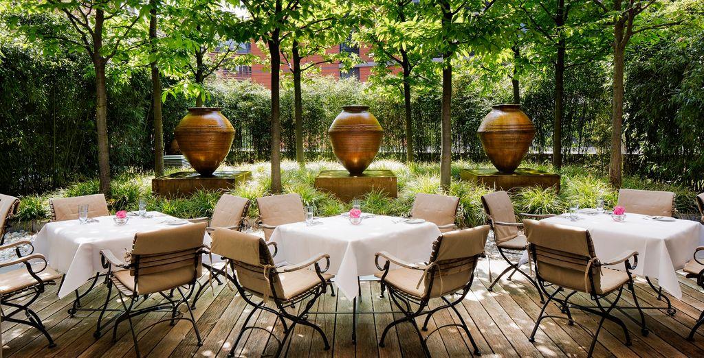 Discover design hotel luxury - The Mandala Hotel 5* Berlin