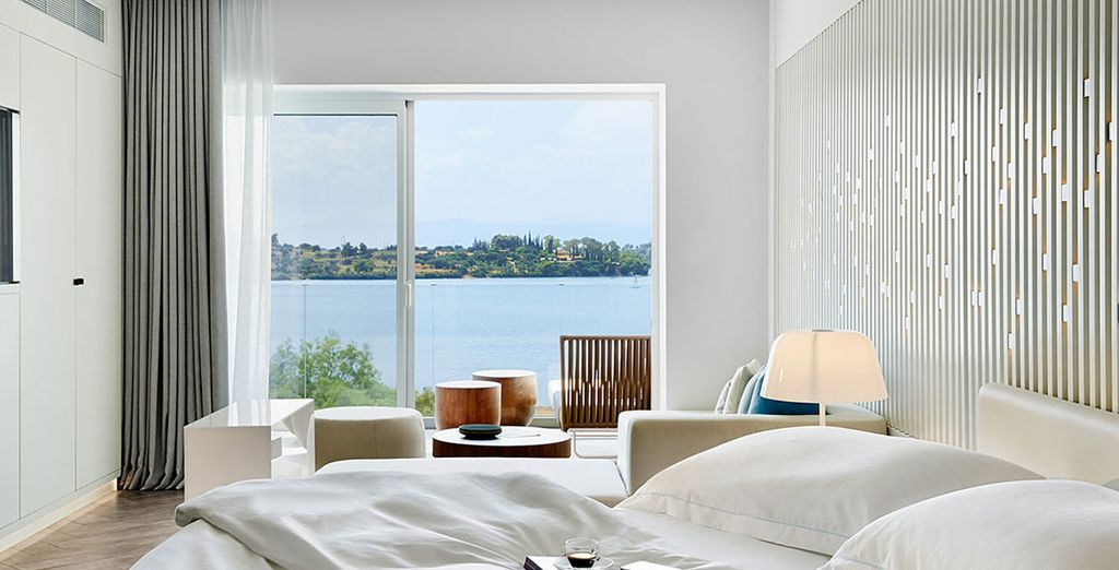 Opt to stay in a Luxx Room
