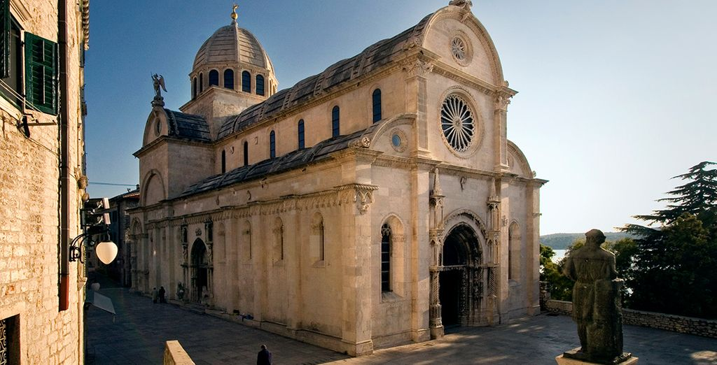Where you can find UNESCO-listed St. James's Cathedral