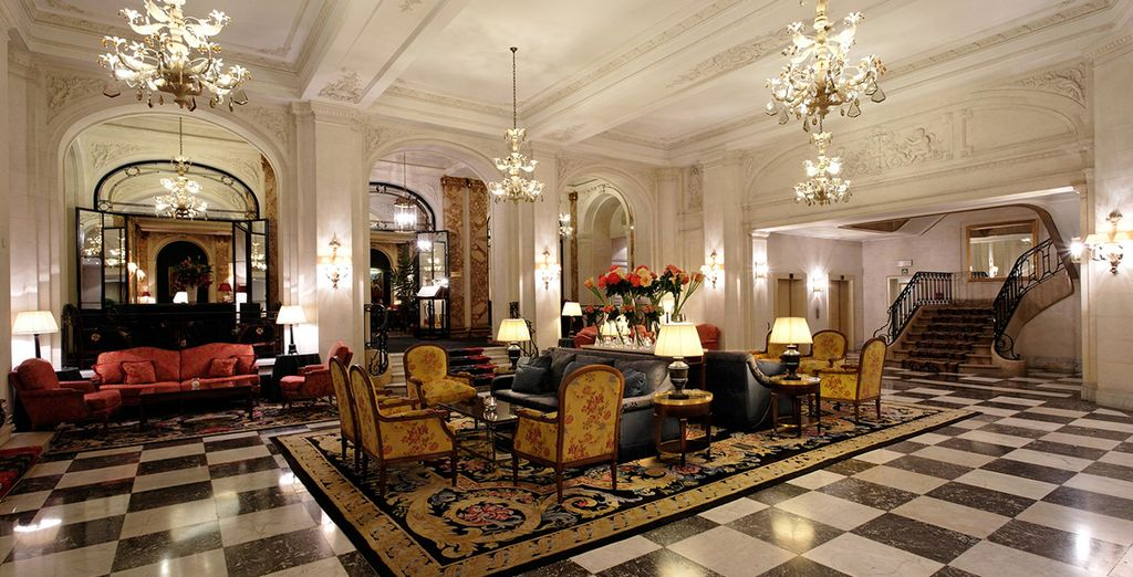 Discover the old world charm of Brussels - Le Plaza Brussels 5* Brussels