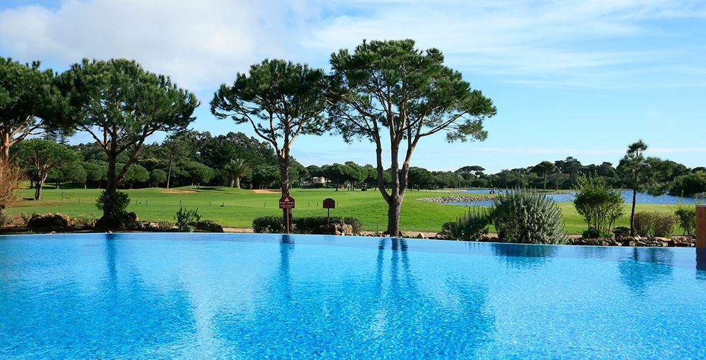 Relaxation awaits.... - Quinta da Marinha 5* Cascais