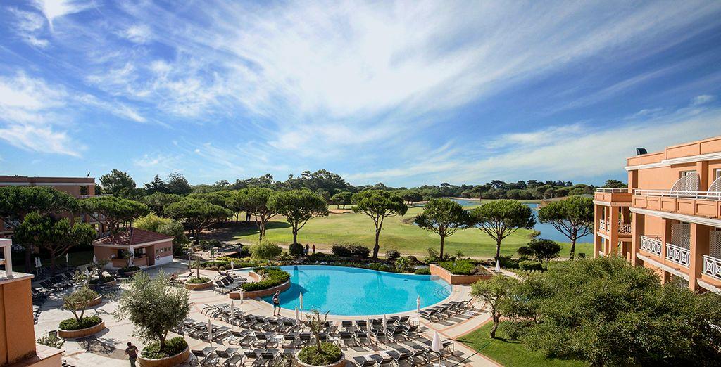 A stunning hotel break beckons... - Quinta da Marinha 5* Cascais