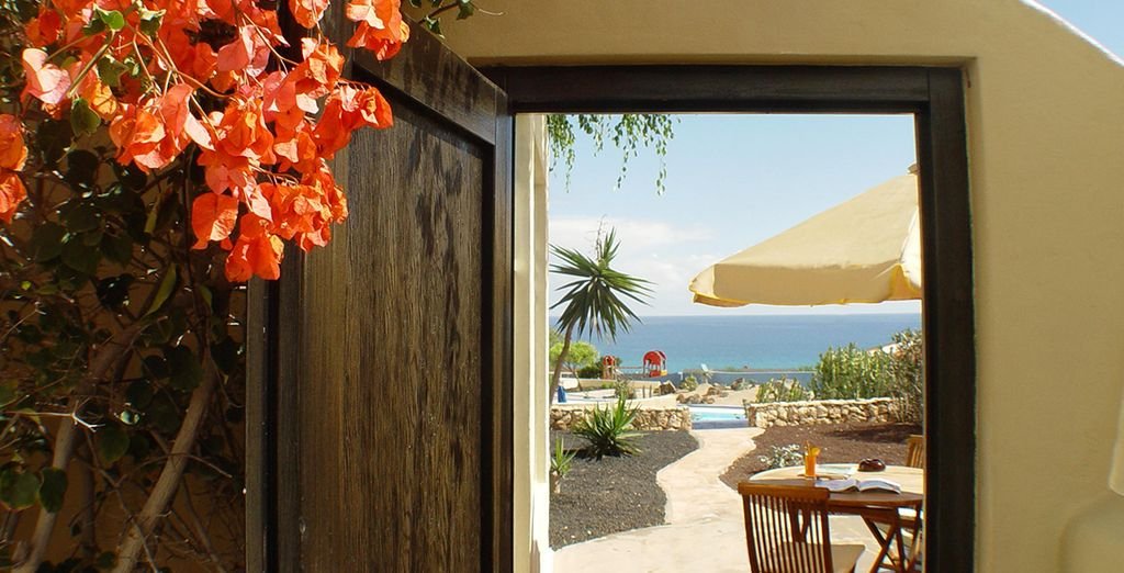 The perfect place to soak up the sun - VIK Suite Hotel Risco del Gato 4* Puerto del Rosario, Fuerteventura