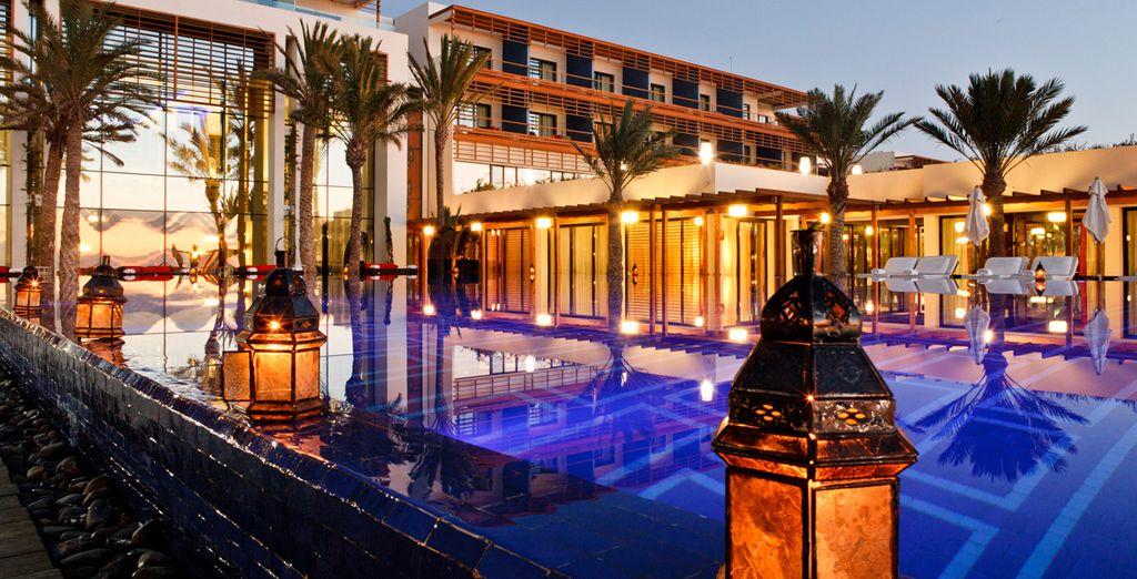 Welcome.. - Sofitel Essaouira Mogador Golf & Spa 5* Essaouira
