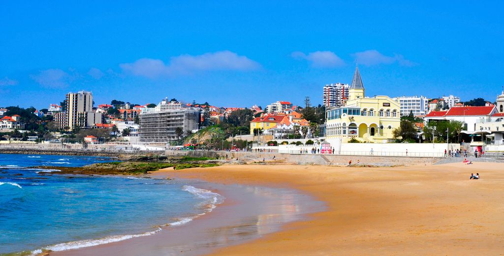 Explore Estoril....