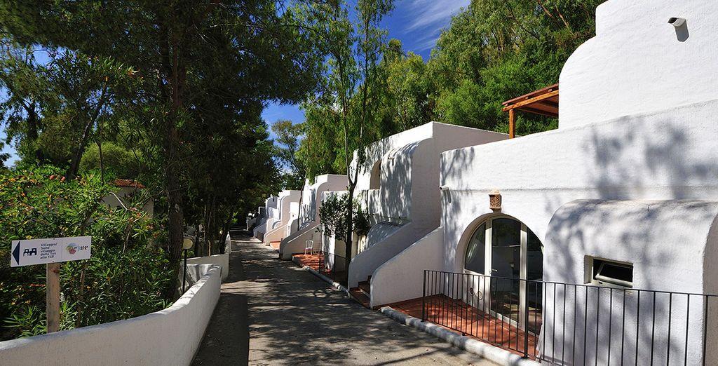Stay at Arbatax Park Resort