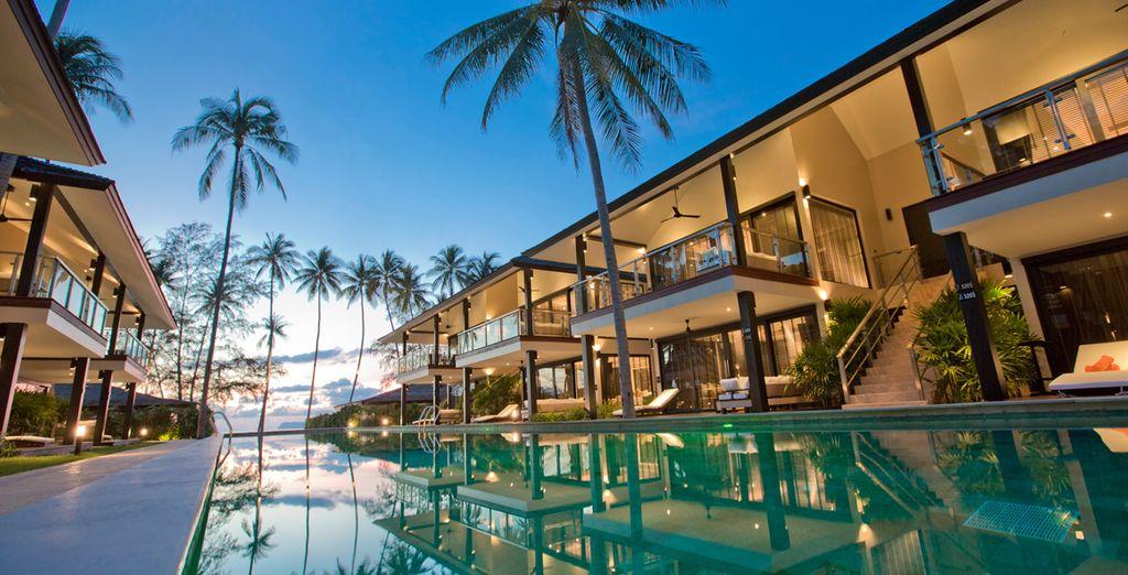 Nikki Beach Resort & Spa 5* in Koh Samui awaits... - Nikki Beach Resort & Spa Koh Samui 5* & Optional AETAS Lumpini Bangkok 5* Koh Samui