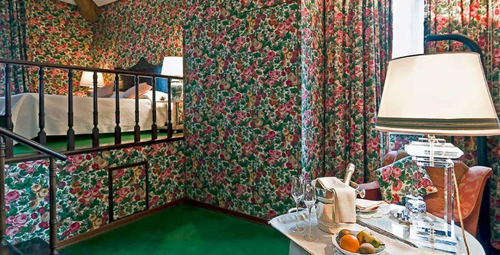 Enjoy your comfortable Junior Suite