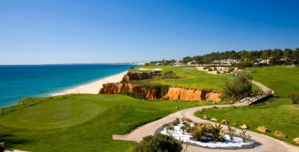 And views over Portugal's glorious Vale do Lobo