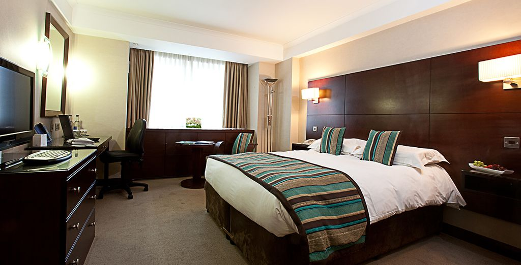 Where our members can enjoy an upgrade to a  Superior Room