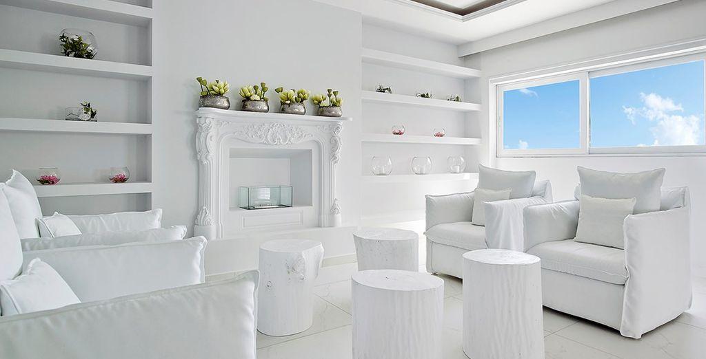A beautifully minimalist hotel