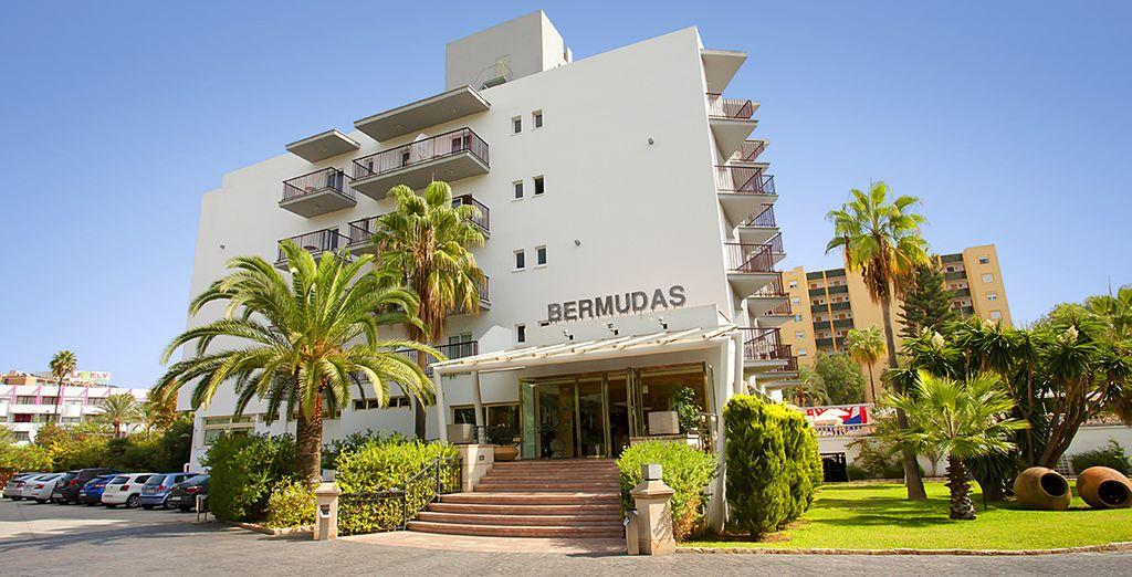 Hotel Fergus Bermudas Palmanova Spain