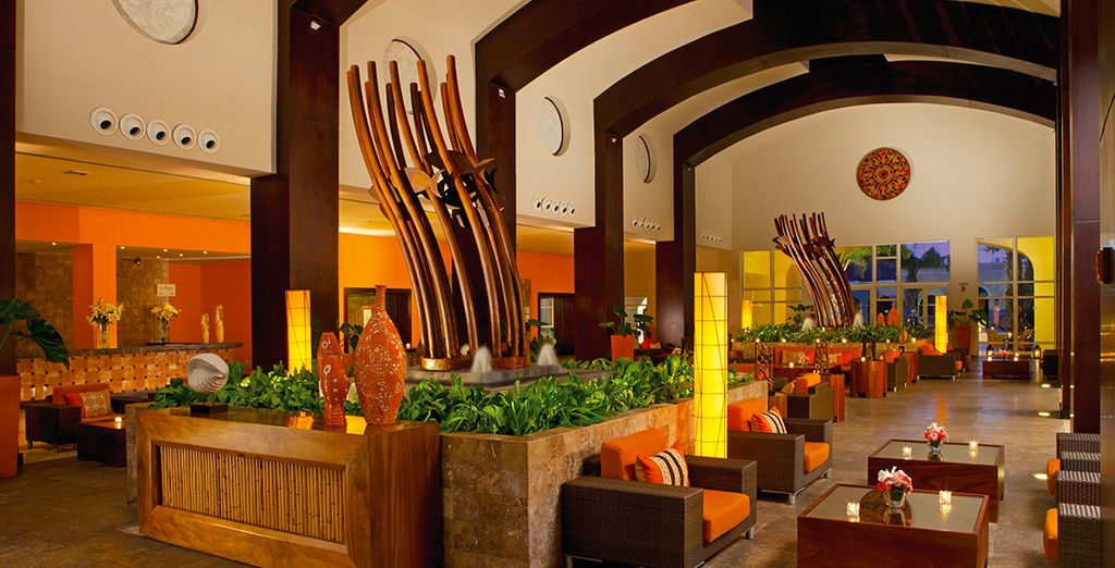 This upscale establishment is located just a short drive from Punta Cana airport