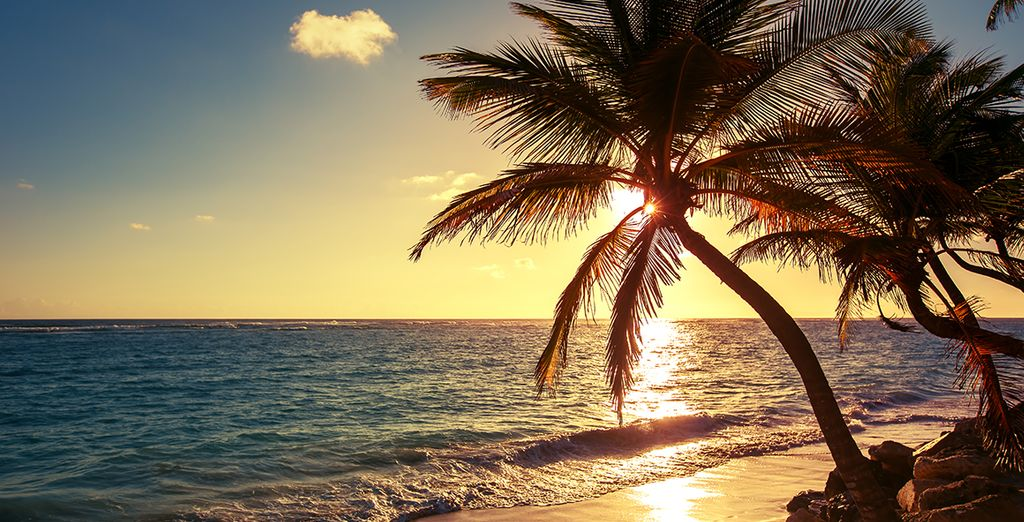 You are just 800 m away from beautiful Bavaro beach