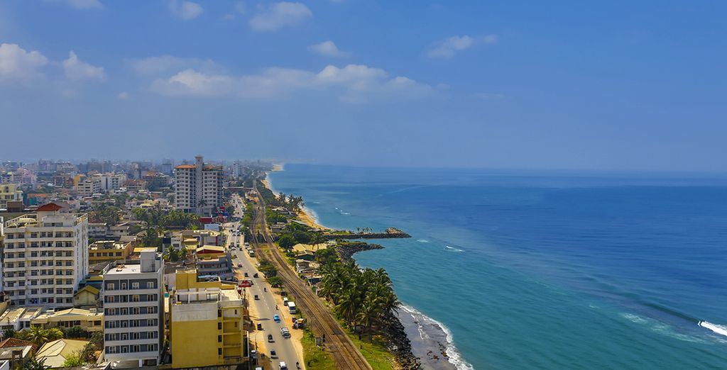 On this short tour of Sri Lanka, which begins in Colombo