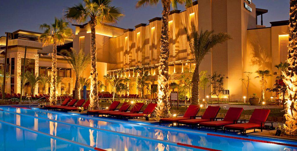 The Westin Golf Resort & Spa - The Westin Golf Resort & Spa 5* Abu Dhabi