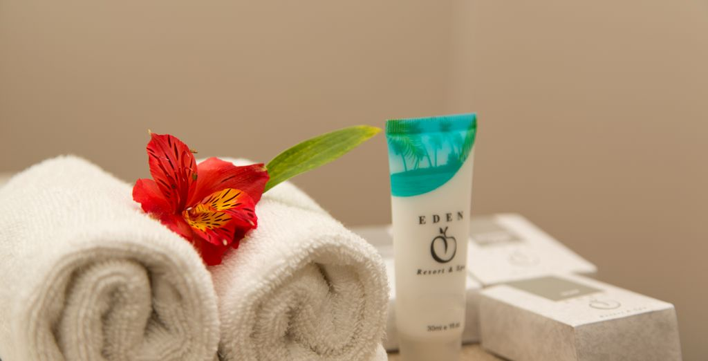 With 15% off at the Ayurveda Spa
