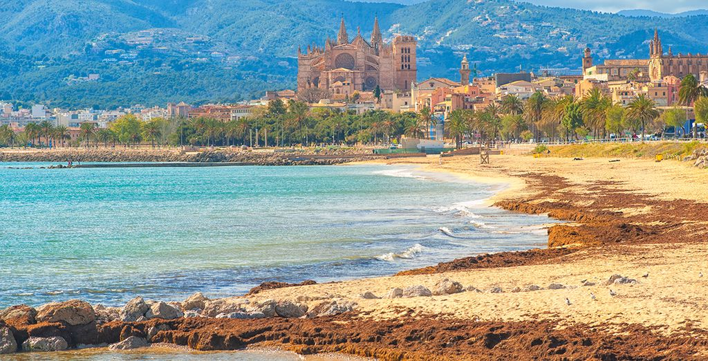 Mallorca is brimming with grand architecture and historic monuments