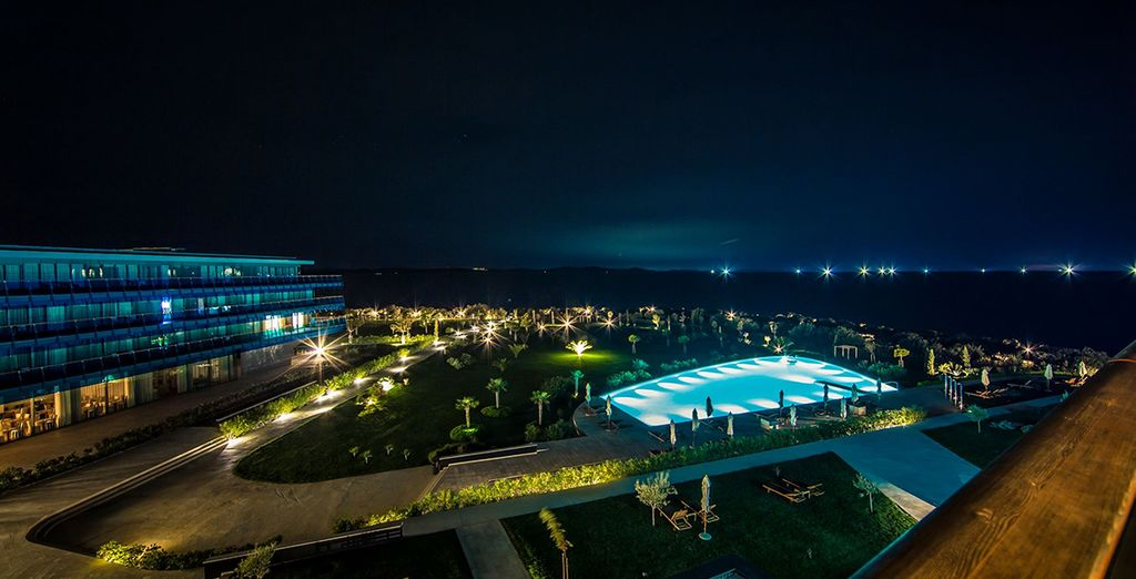 Truly an experience to remember all at the 5* Falkensteiner Hotel & Spa