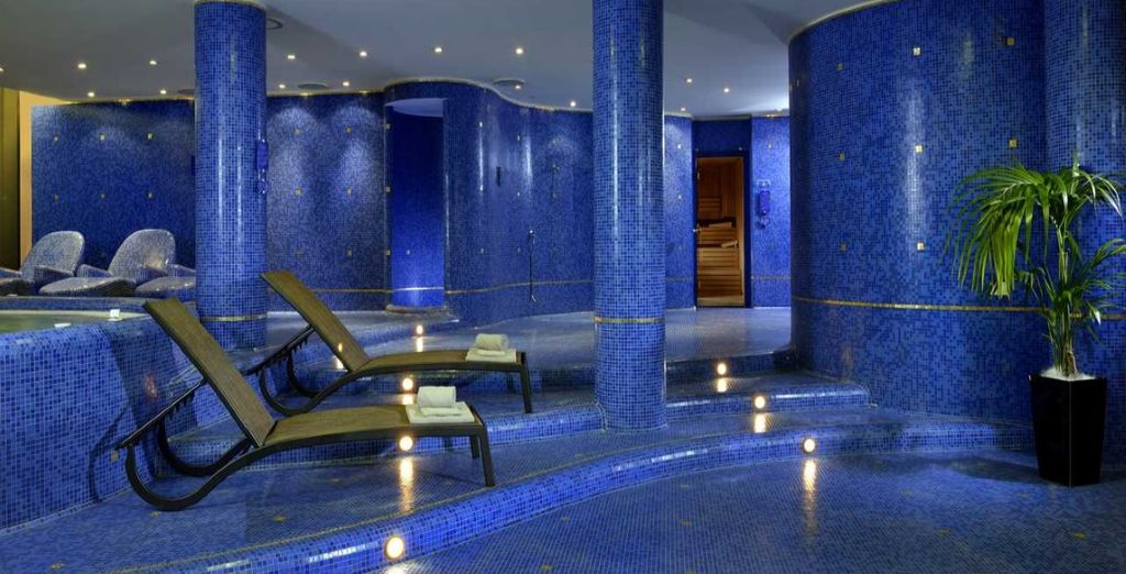 The Armonia Spa offers a wide range of treatments for your wellbeing