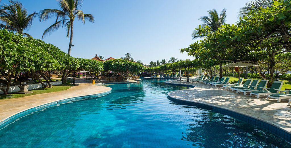 Grand Hyatt Bali 5 Voyage Priv Up To 70
