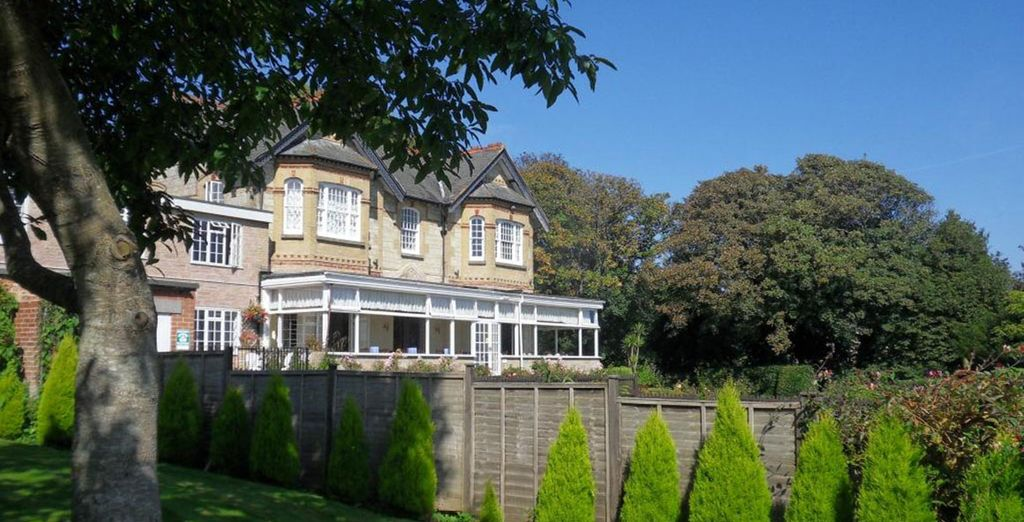 Luccombe Manor Country House Hotel 3*