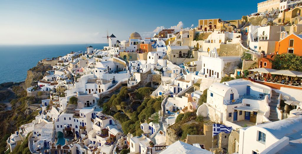 Situated in Imerovigli - one of Santorini's prettiest villages