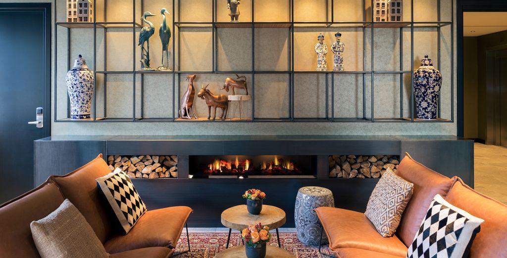Your stylish abode awaits
