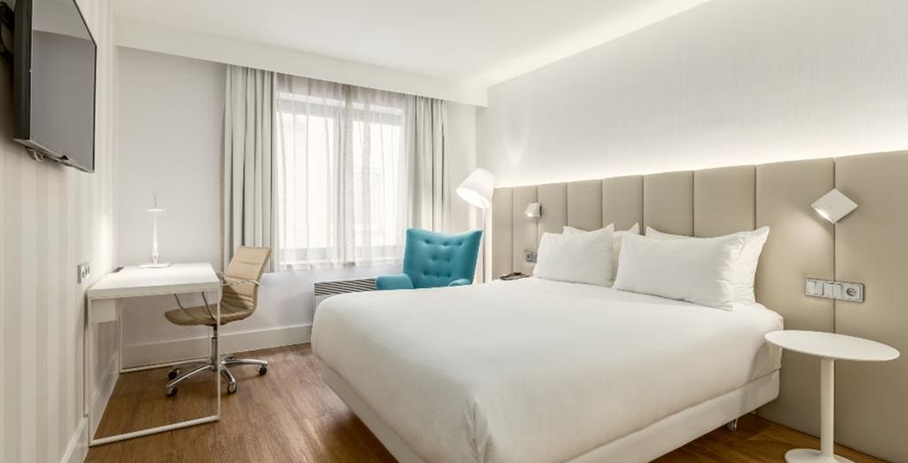 Find your enticing room