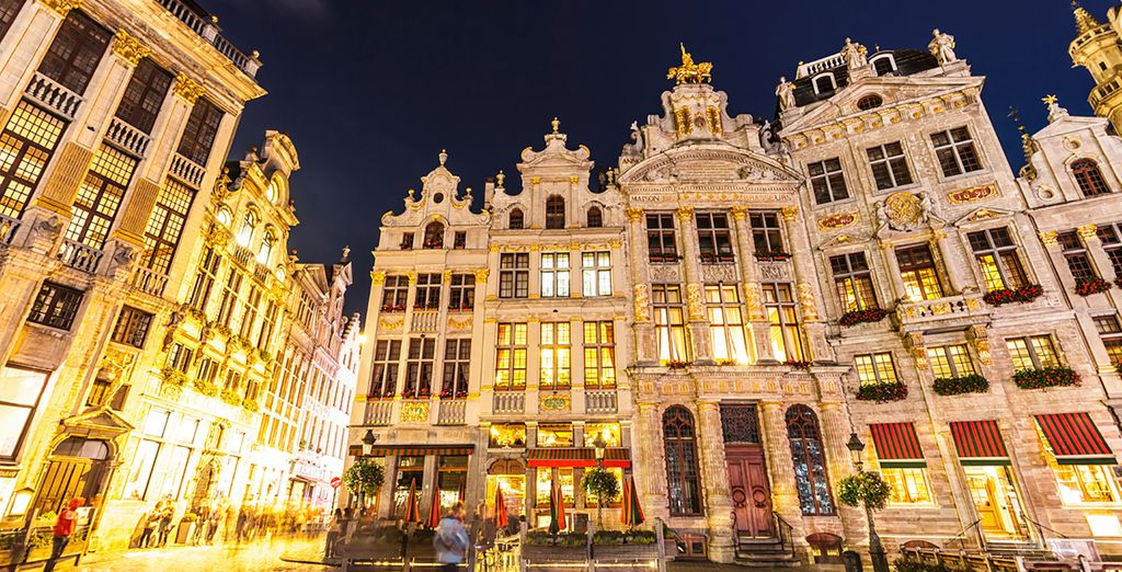Brussels is a treat over the winter