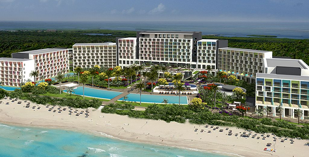 For an All Inclusive break....