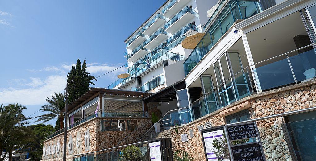 Aparthotel Porto Drach 4 *