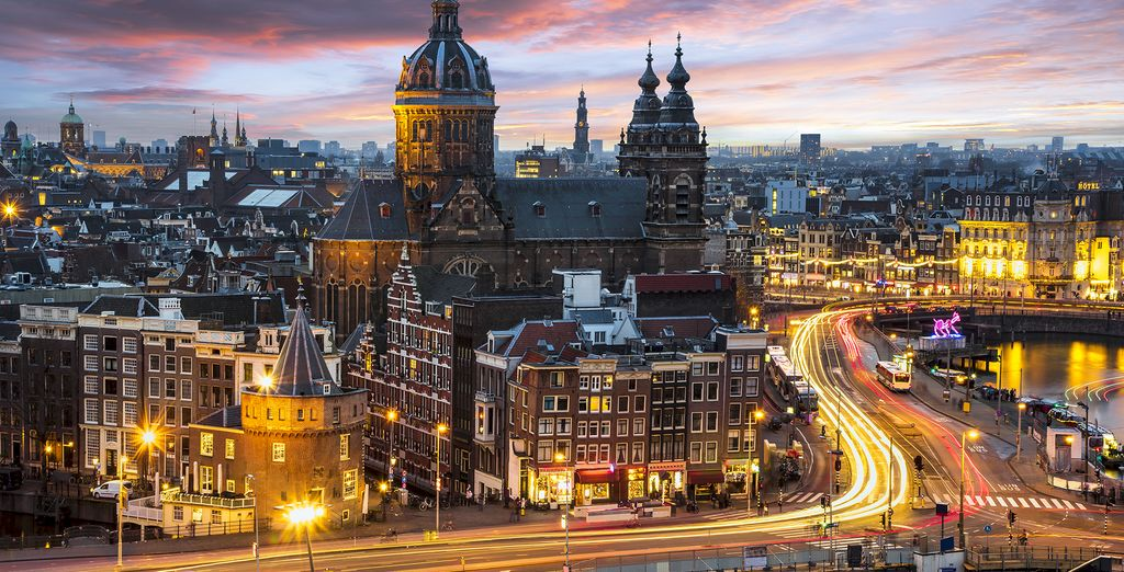 There is a lot to see in one of the most beautiful European cultural capitals