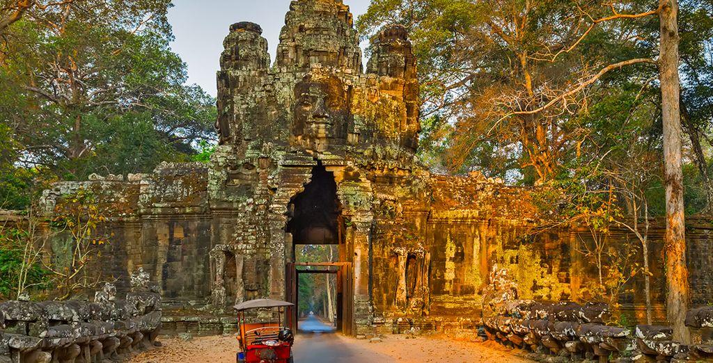 A UNESCO world heritage site