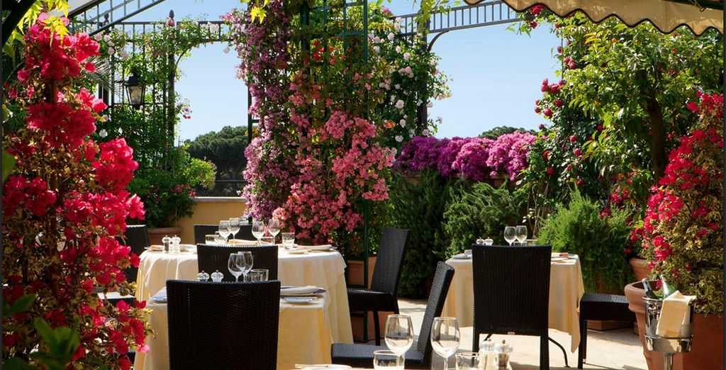 Hotel Victoria Rome Avis