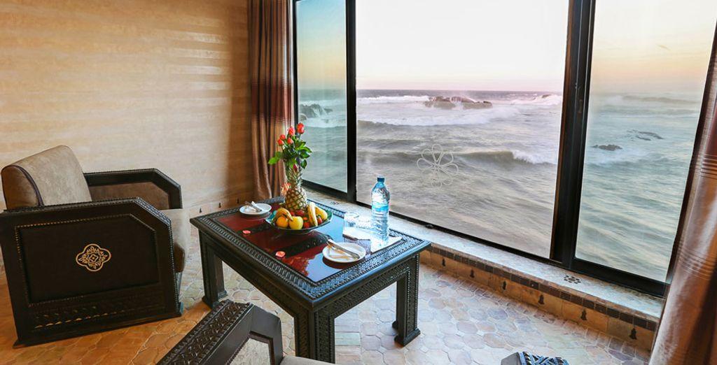 Enjoy a relaxing break in Morocco
