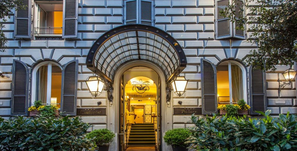 Ludovisi Palace is a slice of Old World Italian glamour