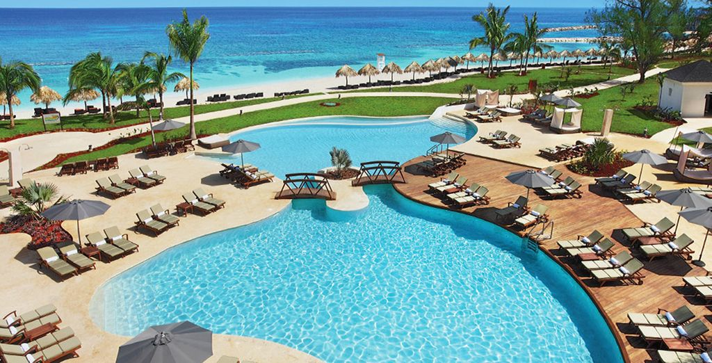 Welcome to Secrets St. James Montego Bay 5*