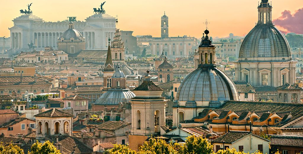 Rome is an open-air museum just waiting to be explored