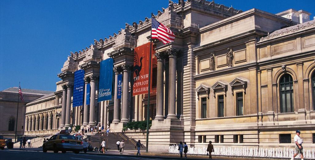 Culture vultures will delight at the Metropolitan Museum of Art