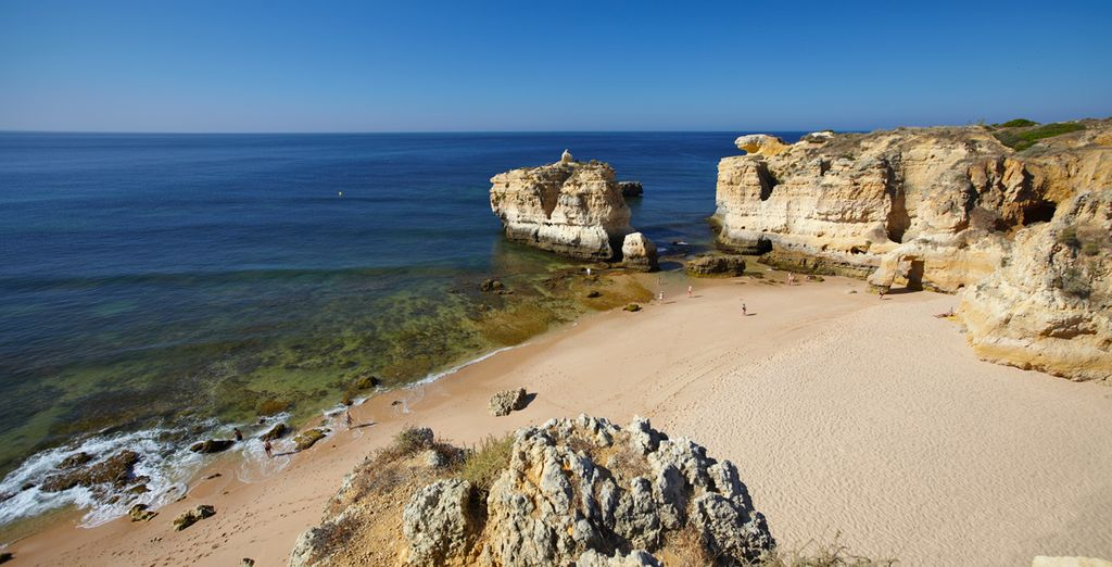 And reach the golden coast in this supreme region of Portugal