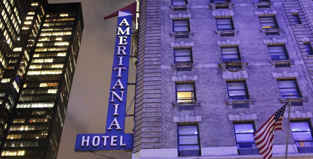 Ameritania Hotel 4*