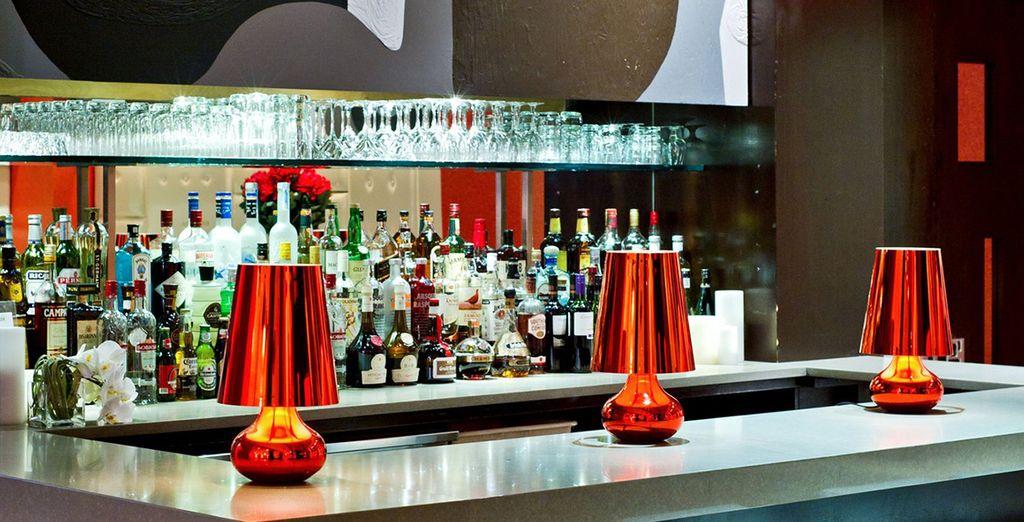 Enjoy amazing cocktails