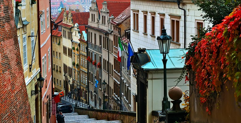 Its old town with charming cobblestone streets and quiet cafes