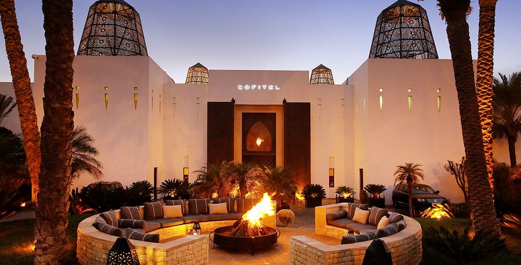 Immerse yourself in the magic of Sofitel Agadir Royal Bay 5*