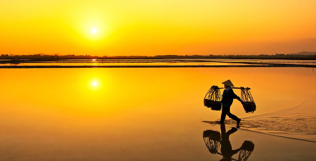 Where you will unearth the extraordinary beauty of Vietnam
