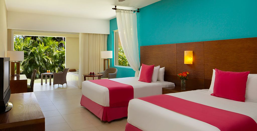 Where you can enjoy a superb room with Preferred Club exclusive extras