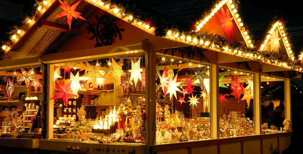 Enjoy the Christmas markets